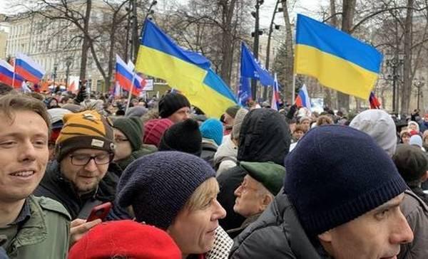 Марш памяти Немцова прошёл ещё хуже, чем ожидали