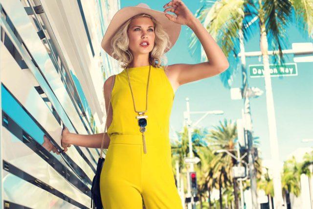 Модные летние комбинезоны 2017 года, просто неземная красота