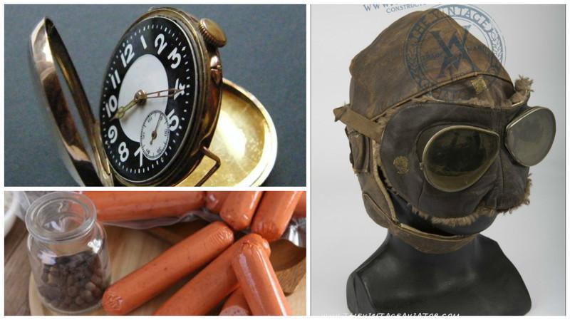 Изобретения во время войн. Про радиосвязь, сосиски и часы
