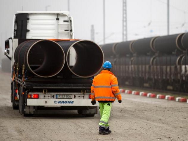Украинцы оплатили строительство «Северного потока-2»