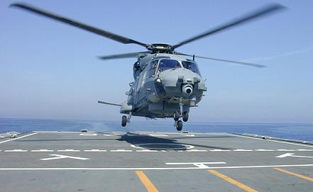 ВМС Индии проведут крупнейший в мире вертолетный тендер