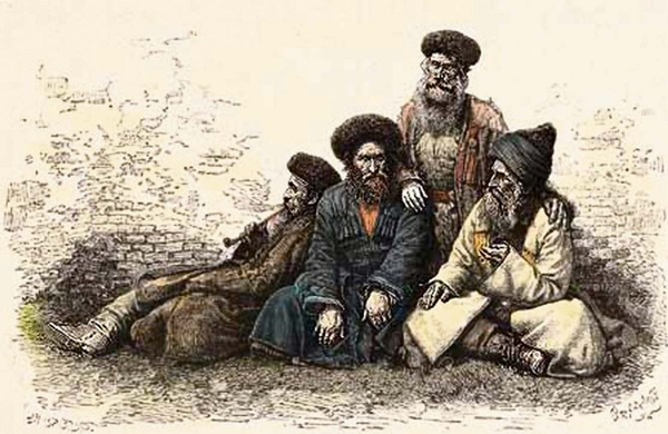 Кавказские евреи - не шекелем едины, а острым кинжалом и горным духом