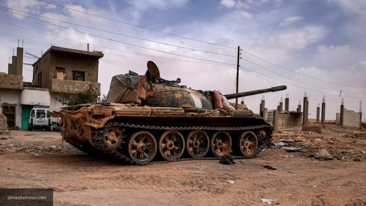 Сводка, Сирия: шквальный огонь артиллерийской батареи Асада накрыл БТРы ИГ