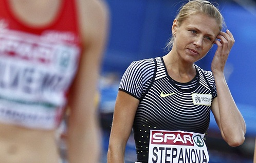 AP: информатор WADA Юлия Степанова вРоссию возвращаться нехочет