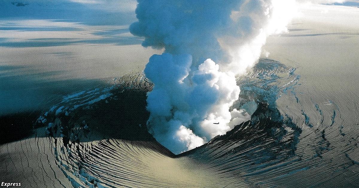 Крупнейший вулкан Исландии ″готов взорваться″. Пеплом может накрыть всю Европу!