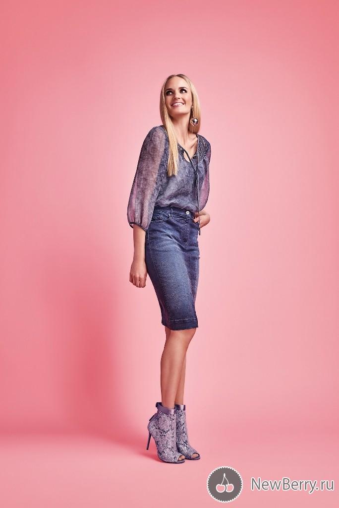 Современные образы одежды женской