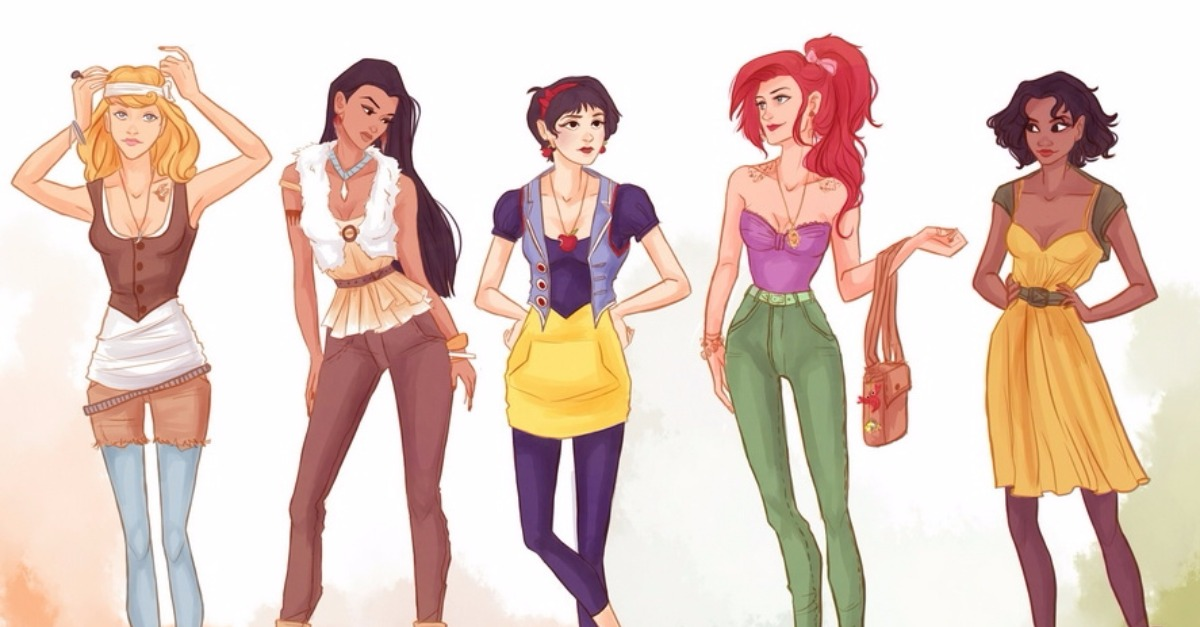 The Toxic Truth About Disney Princess Movies