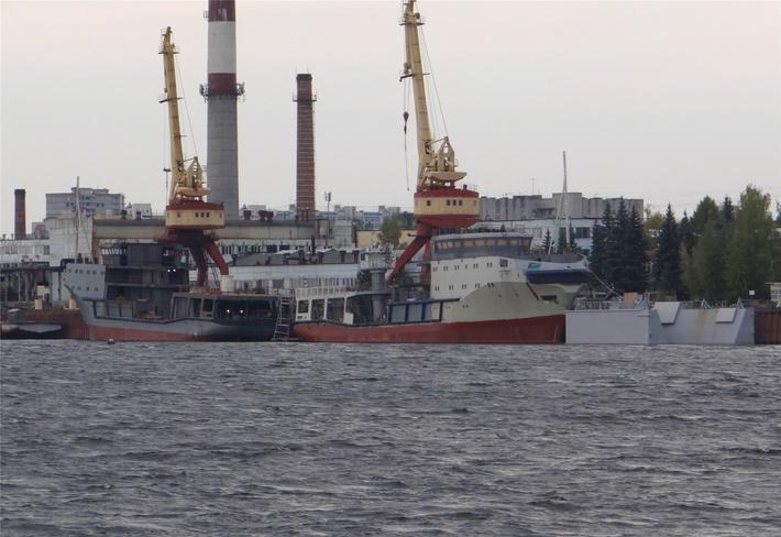 Строительство морских буксиров «Сергей Балк» и «Андрей Степанов» для ВМФ России