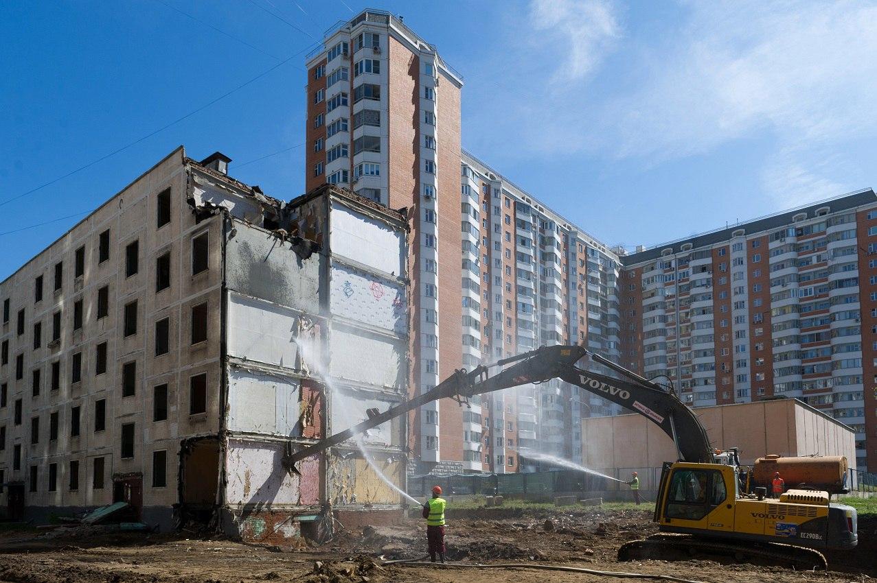 Не останемся сносом. Какие дома появятся в столице взамен снесенных пятиэтажек?