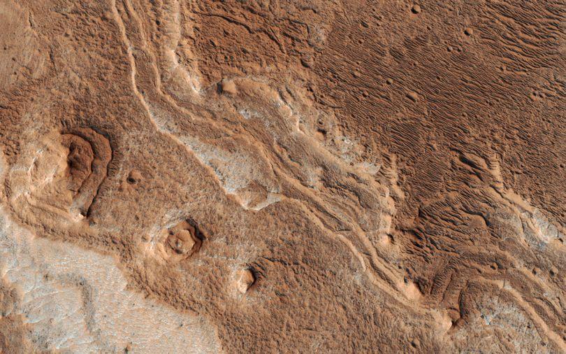 Первыми колонизаторами Марса могут стать генетически модифицированные люди