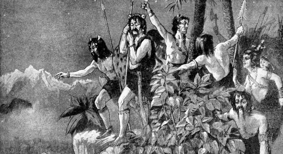 Генетика против мифологии: с…