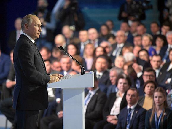 В чем сила Путина