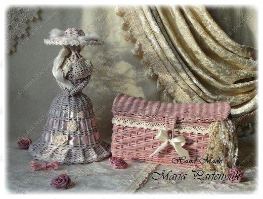 Очень красивые плетенки из газет от Марии Калининград (60) (520x394, 185Kb)