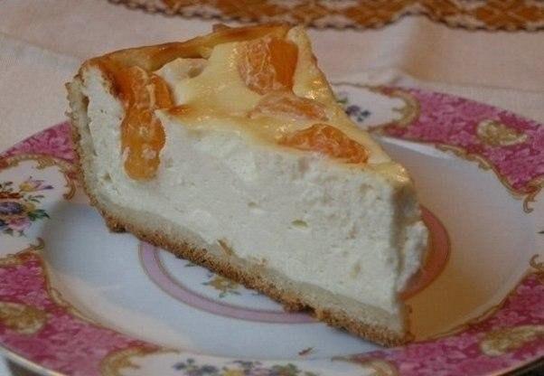 Обалденный пирог, как в кино — «Ноктюрн» к вечернем чаю