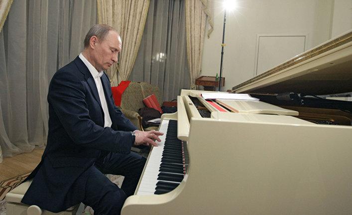 Путин приготовил для Трампа «оригинальное» поздравление в день его инаугурации