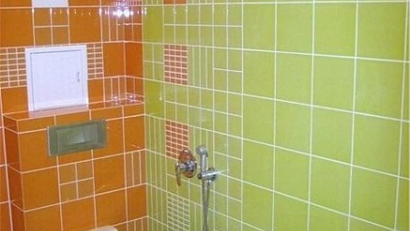 Как дешевле сделать ремонт ванной комнаты своими руками 955