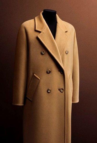 Под номером 101801: как пальто MaxMara завоевало весь мир