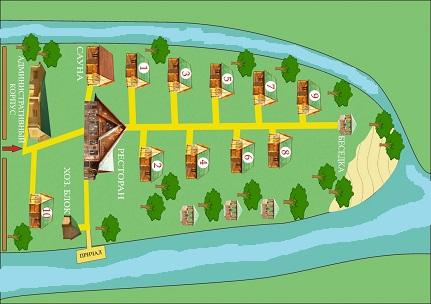 84. Ищу  деревню  или  землю  под  Рыболовную и Охотничью базу