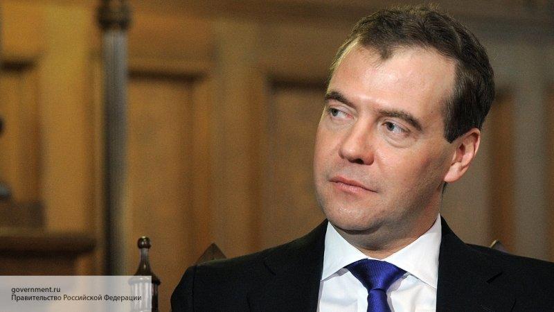 Медведев рассказал, какие по…
