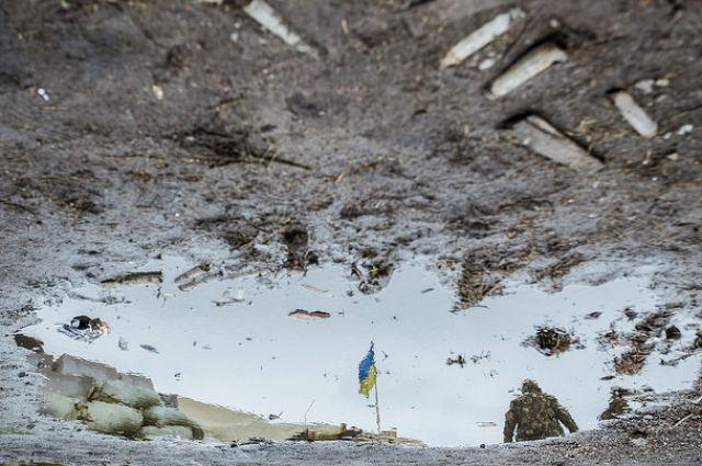 Киев передал Донбассу пленную женщину, помилованную Порошенко