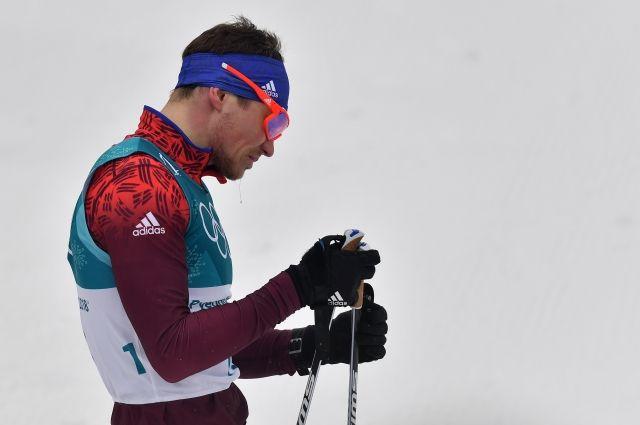 Лыжник Андрей Ларьков назвал Олимпиаду «банальным соревнованием»