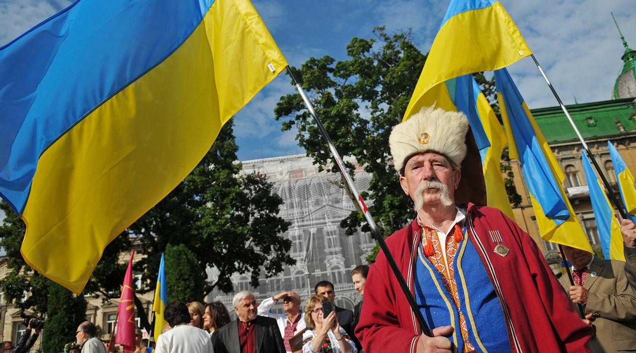 Одержимая революцией: как Украина 100 лет доказывает свою независимость