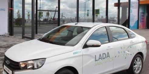 Двухтопливная LADA Vesta CNG поступит в продажу к концу года