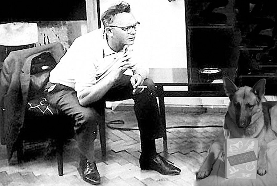 Как Леонид Гайдай собаку читать научил