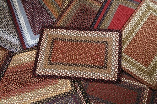 Плетем деревенские коврики как у бабушки: замечательно смотрятся в современном интерьере