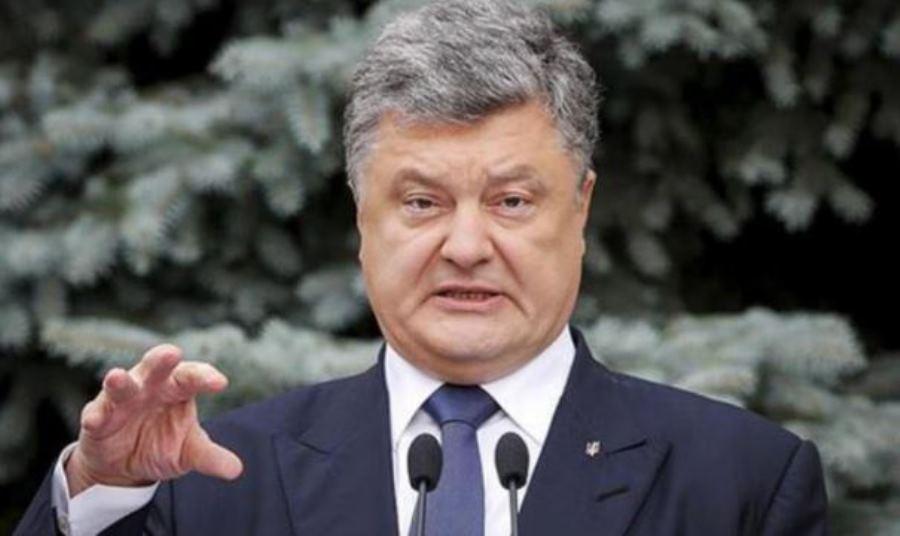 «На донышке»: Публичный позор Порошенко Украина запомнит на долго – Такого Петро еще не вытворял