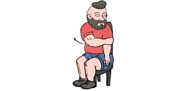 Как избавиться от боли в мышцах, если болит грудной отдел спины