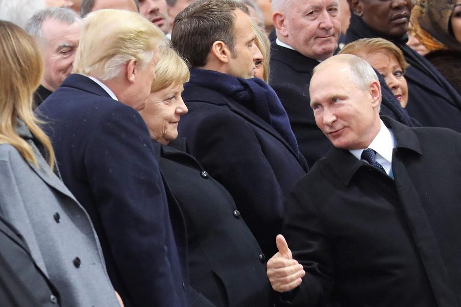 Путин извинил Трампа. Поздравил, готов встречаться и разговаривать