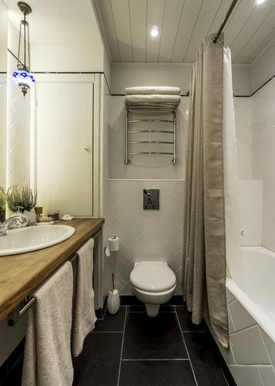 Современная классика Ванная комната by Oliya Latypova Design and Decor