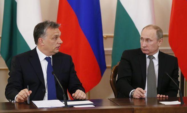 Россию обвинили в создании венгерской угрозы