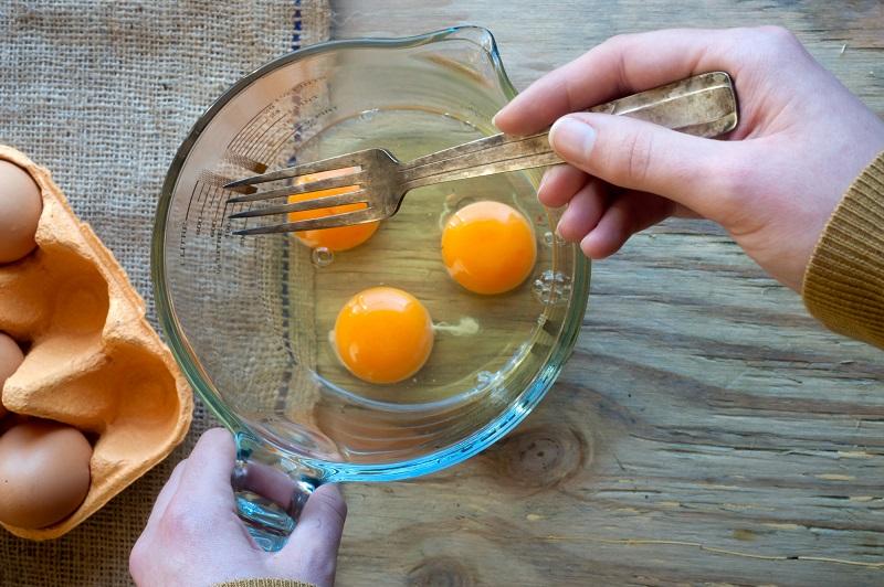 как приготовить американский омлет