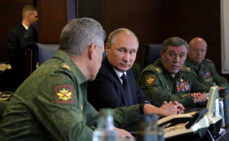 Владимир Путин проведет заседание Военно-промышленной комиссии