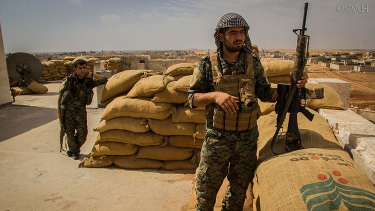 Курды уничтожили отряд ИГИЛ около Ракки