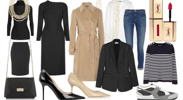 Азбука стиля…Базовый гардероб