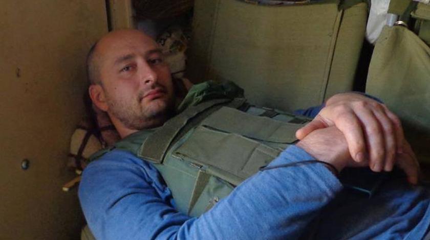 Бабченко намерен судиться с Россией