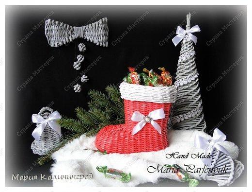Очень красивые плетенки из газет от Марии Калининград (58) (520x395, 149Kb)