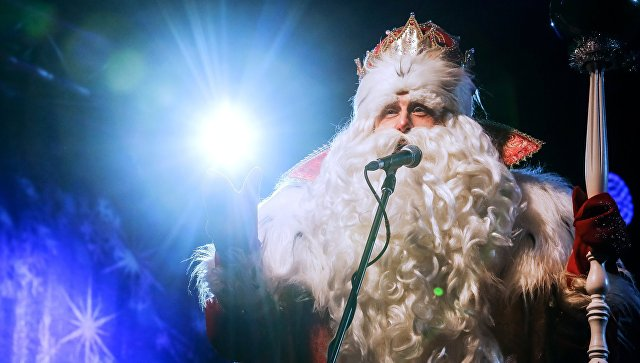 Роспотребнадзор рассказал, как выбрать Деда Мороза на Новый Год