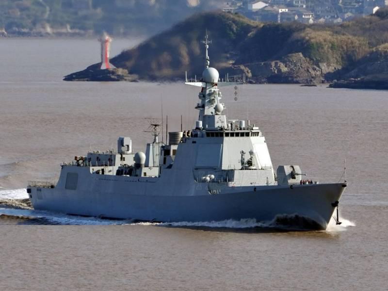 Операция НОАК по выдворению ВМС США из Южно-Китайского моря. Детали «Бьендонгской зоны A2/AD» (часть 2)