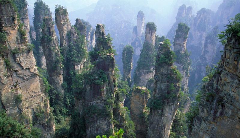 10 самых впечатляющих памятников природы из списка ЮНЕСКО