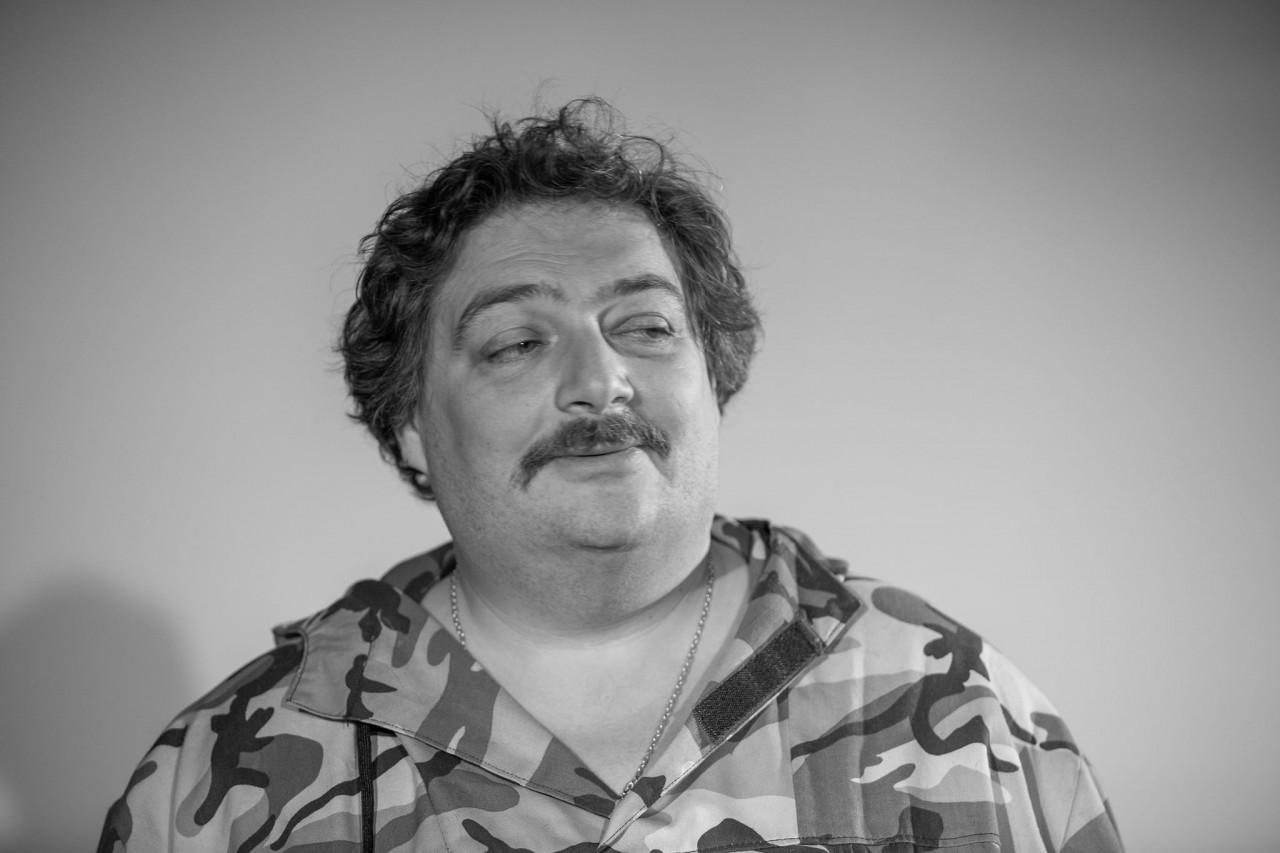 """Дмитрий Быков: """"Если завтра стена"""""""