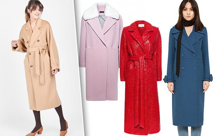 На любой вкус: 10 стильных пальто от российских дизайнеров