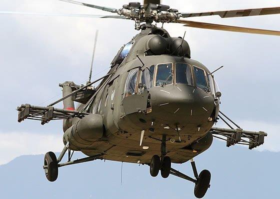 ВАфганистане изплена талибов освобожден экипаж пакистанского Ми-17
