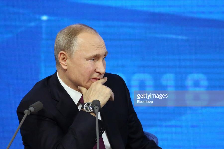 О роковой ошибке Владимира Путина