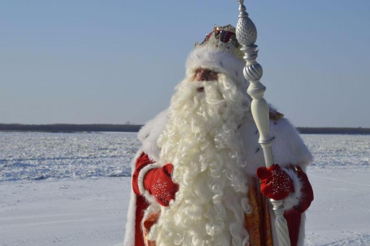 Чудо случившееся с Дедом Морозом
