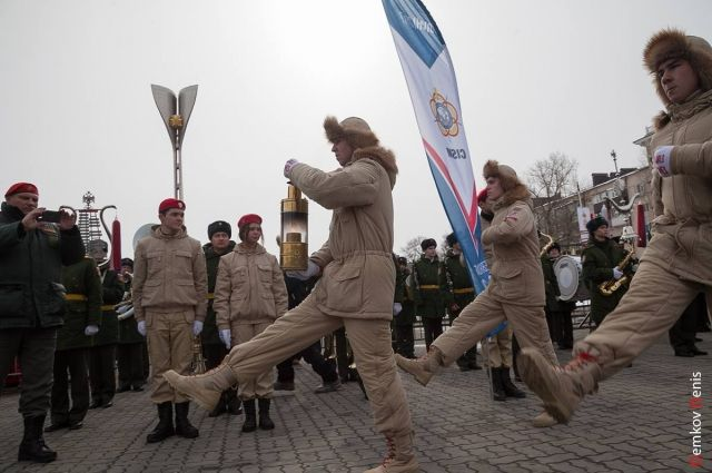 Президент РФ поздравил сборную с победой на зимних Всемирных военных играх