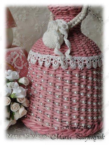 Очень красивые плетенки из газет от Марии Калининград (10) (362x480, 160Kb)